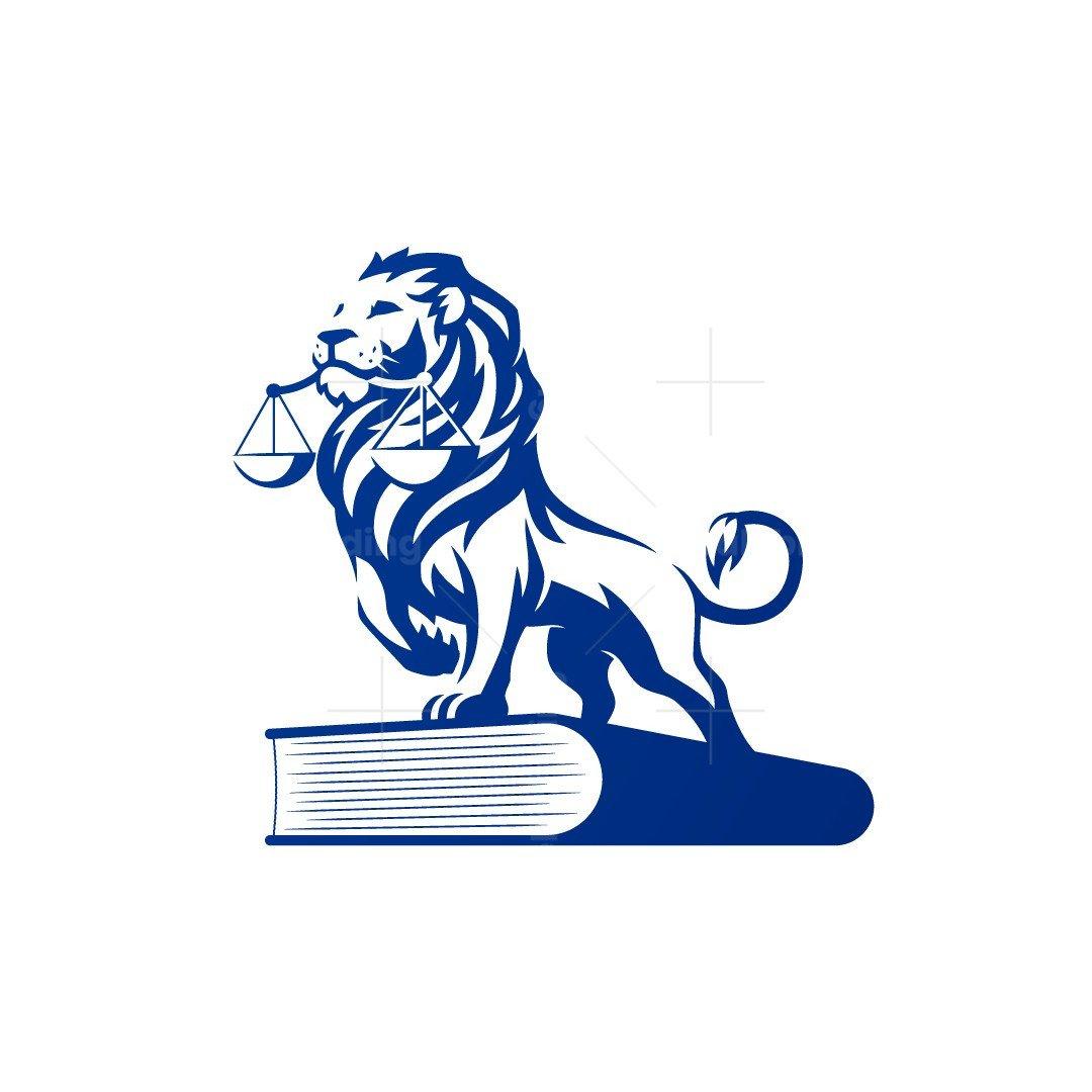 Lion Law Logo