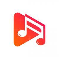 Logo Music Play
