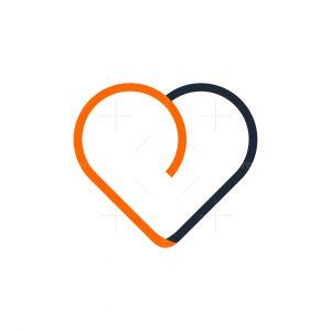 Cute P And Hearth Logo