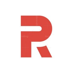 Pr Initial Logo