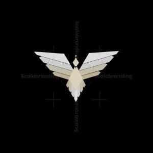 Elegant Phoenix Bird Logo