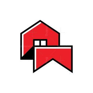 Ribbon House Logo