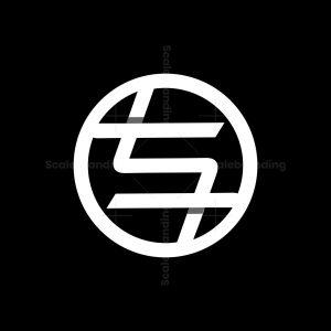 Modern S Logo