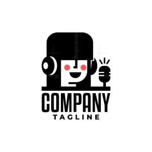 Girl Podcast Logo