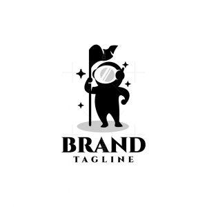 Pride Astronaut Logo