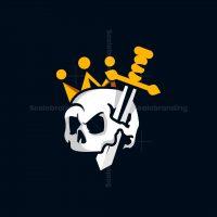 Skull Sword Royal Logo