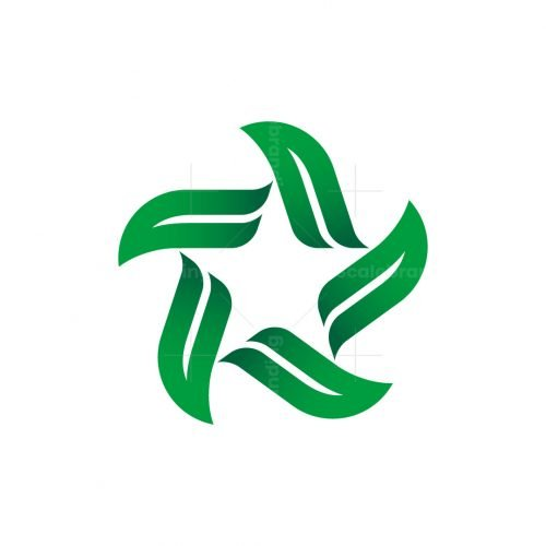 Star Leaf Logo