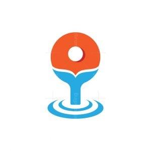 Tennis Whale Logo
