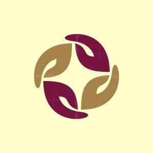 Modern Unity Hand Care Logo