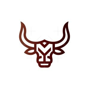 Letter Y Yak Logo