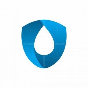 Drop Shield Logo