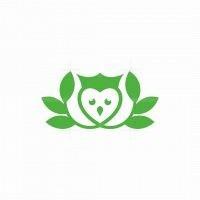 Leaf Owl Logo