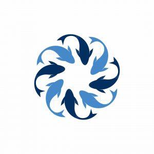 Fish Circle Logo