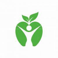 Apple Health Logo