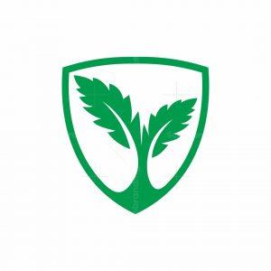 Shield Oak Logo