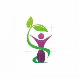 Life Health Nature Logo