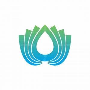 Lotus Drop Logo