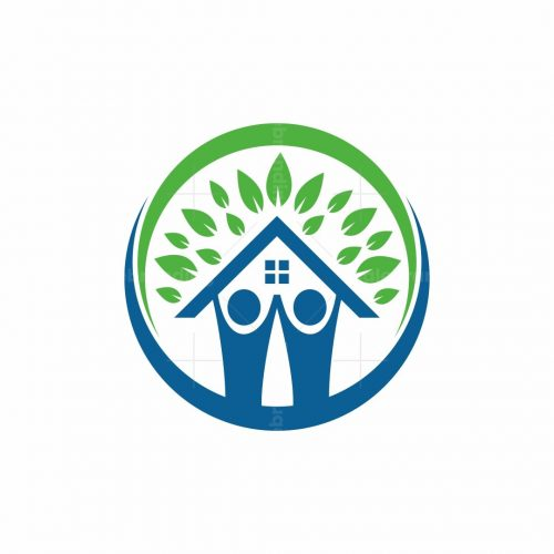 Life Home Nature Logo