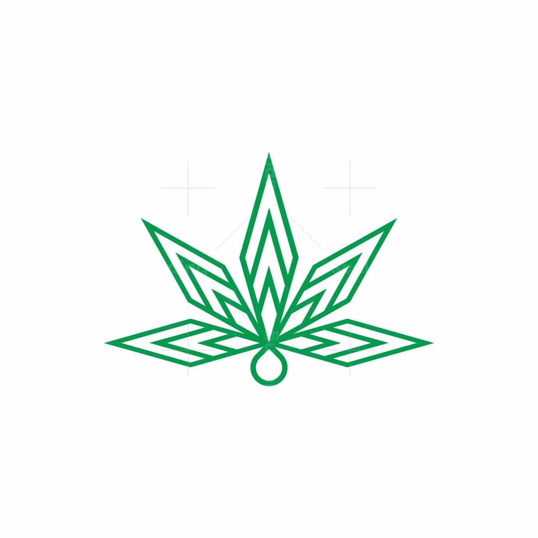 Cannabis Drop Logo