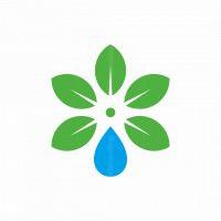 Leaf Drop Logo