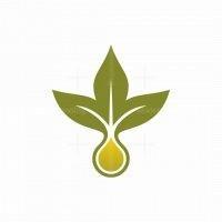 Drop Leaf Logo