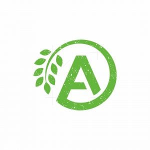 Nature A Logo