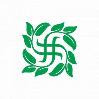 Hashtag Leaf Logo