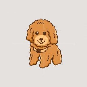 Poodle Dog Logo