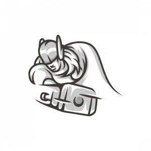 Hammer God Logo