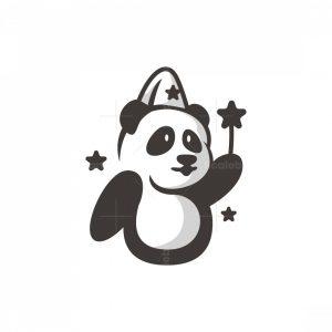 Magic Panda Logo