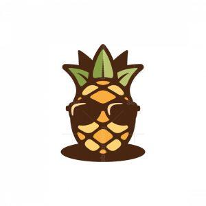 Cool Pineapple Logo