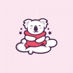 Dreaming Koala Logo