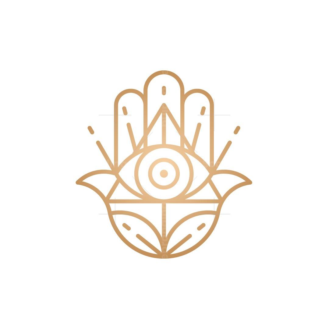 Sacred Hand Logo