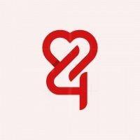 4/four Love Line Logo