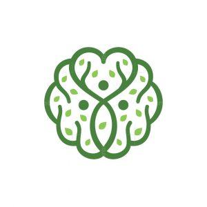 Nature Brain Logo