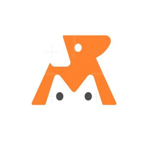M Pet Logo