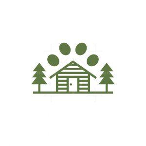 Paw House Logo