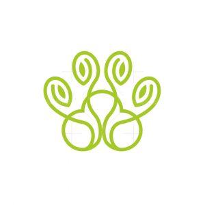 Seeds Paw Logo