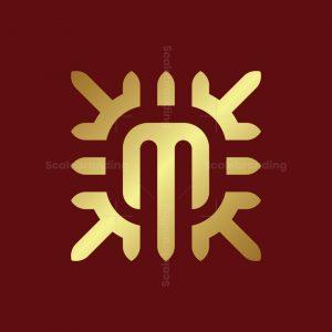 Abstract M Logo
