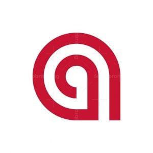 Monogram A Logo