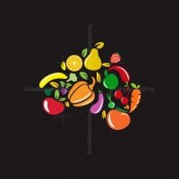 Australia Fresh Food Logo