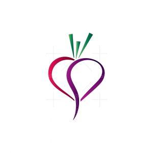 Beetroot Love Logo