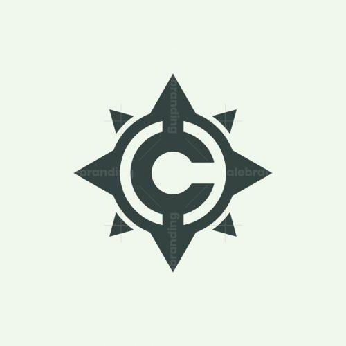 C Compass Logo