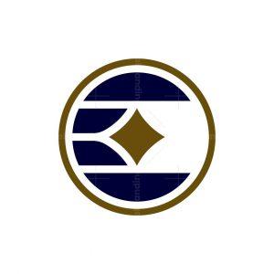 Letter C Star Logo