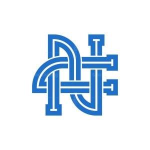 Cn Monogram Logo