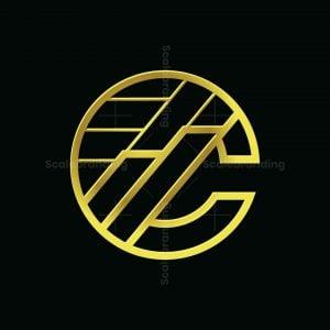 C Letter Modern Logo