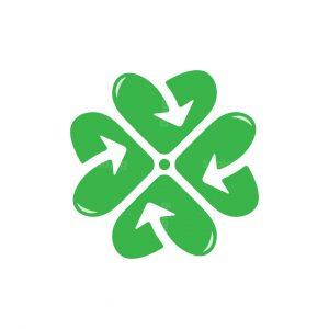 Clover Recycling Logo