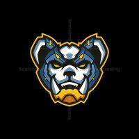 Cyborg Panda Esports Logo