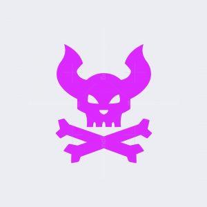 Demon Skull Logomark