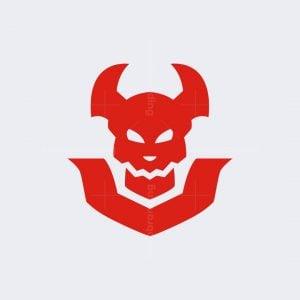 Demon Logomark
